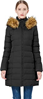 Orolay Women's Thickened Down Jacket Winter Coat