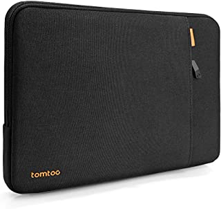 tomtoc Recycled Laptop Sleeve for 12.3 Inch Microsoft Surface Pro 8/X/7+/7/6/5, 12.4-inch Surface Laptop Go, New Dell XPS ...