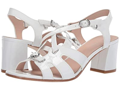 Kate Spade New York Ella (White Patent) Women
