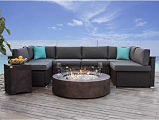 Best fire pit patio set clearance Reviews