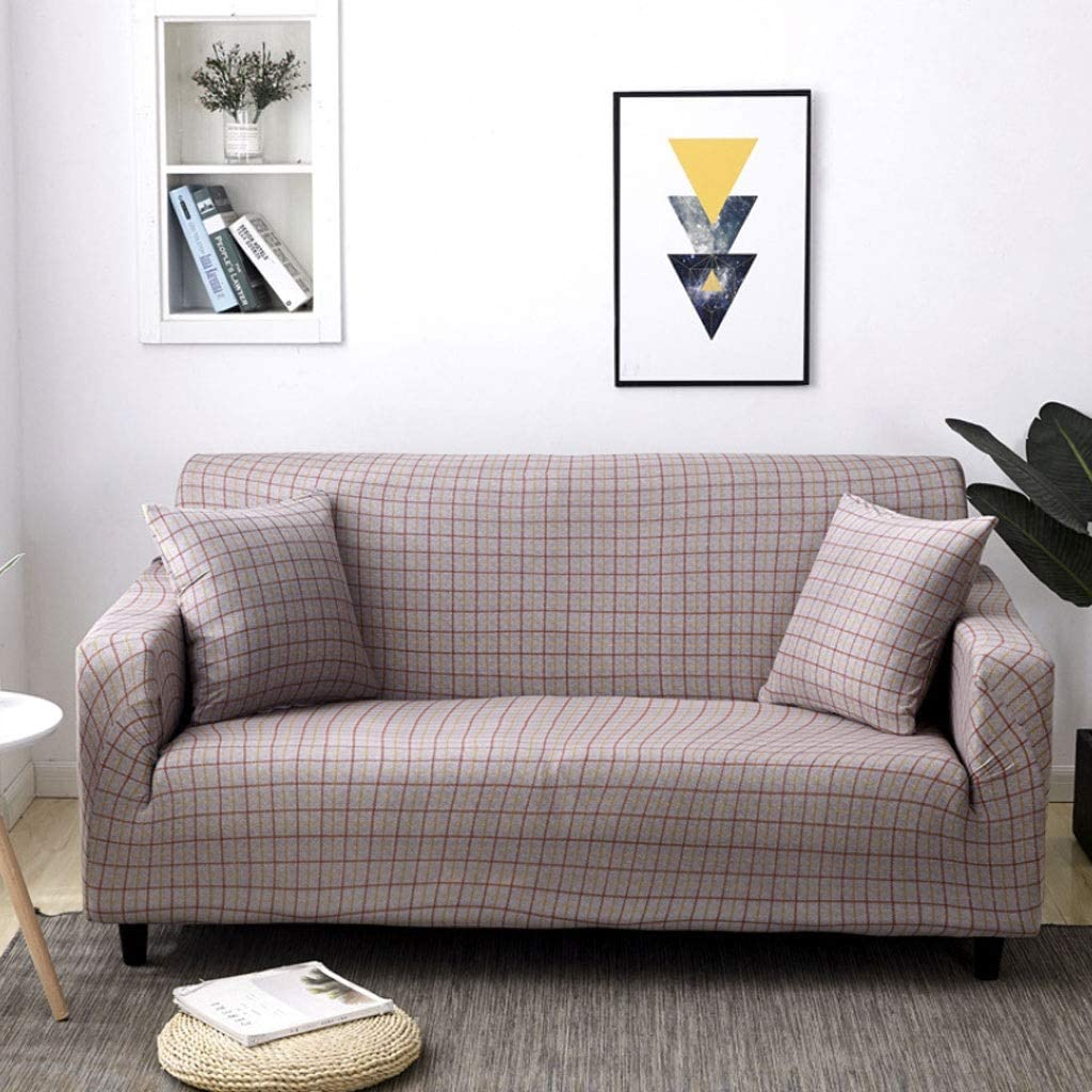 Max 85% OFF Sofa Slipcover 1 2 3 4 Stretch Seater Pattern Polyes Covers Sacramento Mall