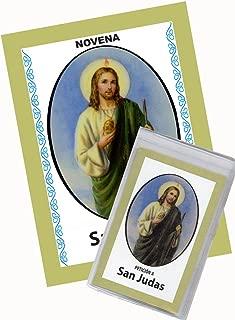 Novena De San Judas Para Causas Difíciles o Desesperadas o que se creen Perdidas (Corazón Renovado)