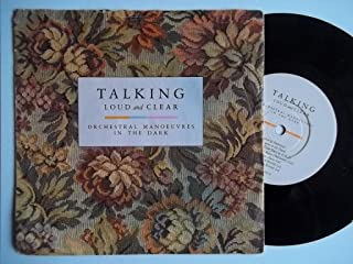 "Talking Loud And Clear - Orchestral Manoeuvres In The Dark 7"" 45"