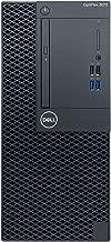 $899 » Dell OptiPlex 3070 MT Tower Desktop Computer - 9th Gen Intel Core i5-9500 6-Core Processor up to 4.40 GHz, 8GB DDR4 Memory, 2TB Hard Drive, Intel UHD Graphics 630, DVD Burner, Windows 10 Pro