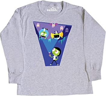 PBS Kids inktastic Del and a Photogenic Peacock Long Sleeve Creeper