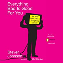 everything bad is good for you audiobook