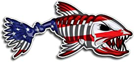 Explore fishing decals for boats