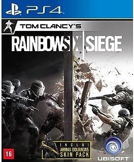 Tom Clancy's Rainbow Six Siege by Ubisoft for PlayStation 4