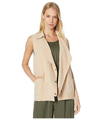 BCBGeneration Sleeveless Vest UIR4215269 (Sand) Women