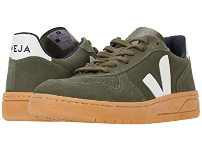 VEJA V-10 (Mud/White/Gum Sole) Men