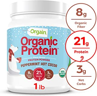 Best orgain peppermint hot cocoa Reviews