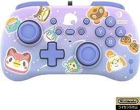 【任天堂ライセンス商品】どうぶつの森 ホリパッドミニ for Nintendo Switch【Nintendo Switch対応】