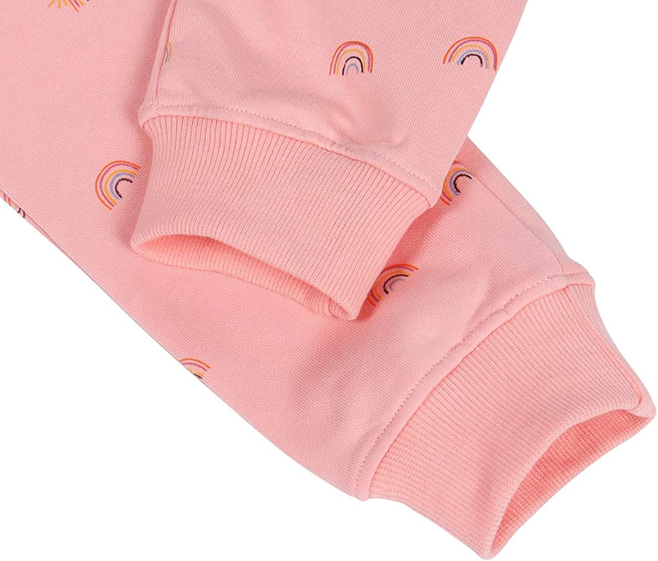 Cotrio Baby Boy Girl Pants//Sweatshirt Toddler Kids Long Sleeve Pullover T-Shirt Tops Cotton Casual Spring Autumn Clothes