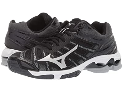 Mizuno Wave Voltage (Black/Silver) Women