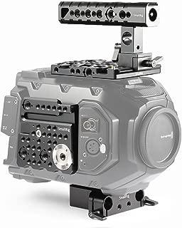 SMALLRIG Camera Accessories Kit for Blackmagic URSA Mini Including Top Handle, Side Plate,Top Plate, U-Base Plate -1902