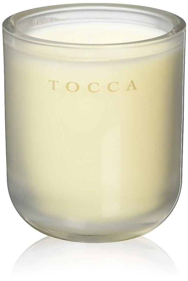 蓄積する魅力延期するTOCCA(トッカ) ボヤージュ キャンドル バレンシア 287g (ろうそく 芳香 オレンジとベルガモットのフレッシュシトラスな香り)