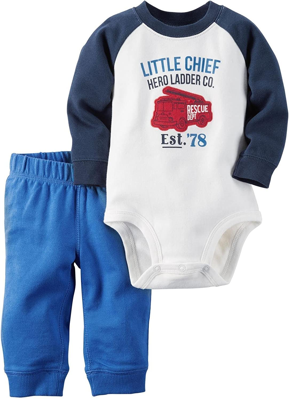 Max 83% OFF Carter's Baby Boys' Bodysuit Popular brand Pant 121g825 Sets