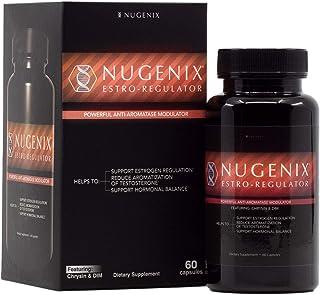 Nugenix Estro-Regulator - Powerful Estrogen Blocker for Men, Testosterone Booster, DIM Supplement, Aromatase Inhibitor - 6...