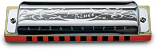 Hering Harmonicas 7020F Free Blues Diatonic Harmonica - Key of F