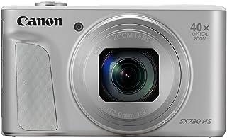 Canon PowerShot SX730 HS - Cámara digital de 20.3 MP (Video Full HD WiFi Bluetooth) Plata