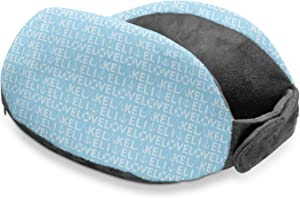 YouCustomizeIt Live Love Lake Travel Neck Pillow