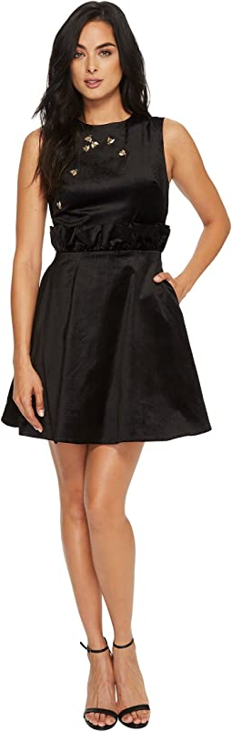 Ted Baker - Celeena Queen Bee Ruffle Shift Dress