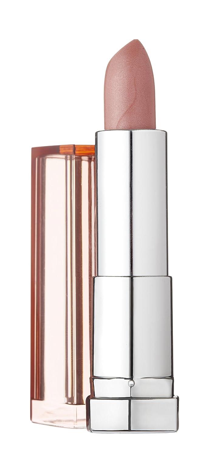 狼レタス脱臼するMaybelline New York Color Sensational Pearly Nudes Lippenstift Nr. 842 rosewood pearl