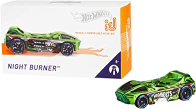Hot Wheels id Night Burner {Moving Forward}