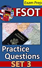 FSOT Practice Questions Set 3: Foreign Service Officer Test Exam Prep