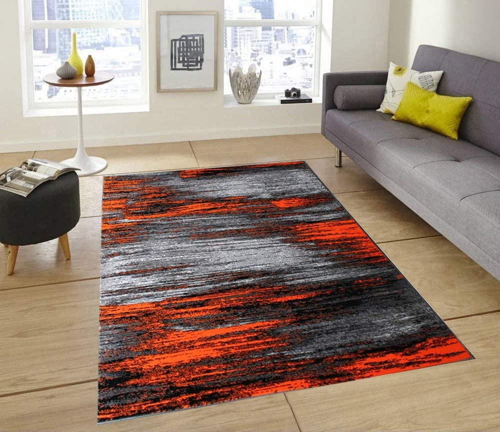 Champion Rugs Modern Contemporary Abstract for Living Excellent Room Max 49% OFF