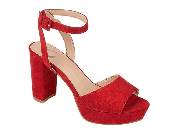 1950s Shoe Styles: Heels, Flats, Sandals, Saddle Shoes Journee Collection Nairri Pump Womens Shoes $64.99 AT vintagedancer.com