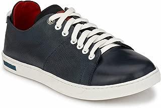 Alberto Torresi Johan Navy+White Casual Shoe