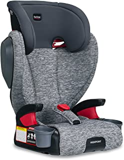 Britax Highpoint Belt-Positioning Booster Seat - 40 to 120 pounds - 3 Layer Impact Protection, Asher