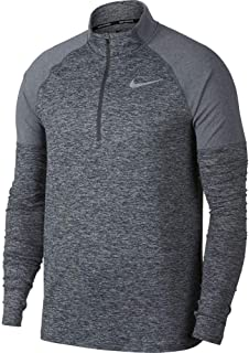 Nike Mens Dry Element 1/2 Zip Running Top