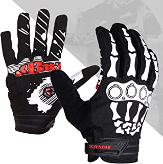 BRZSACR Unisex Bicycle Cycling Gloves-Mountain Bike Gloves Dirt Bike Gloves .Suitable for: Cycling, Climbing, Rock Climbin...