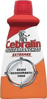 Cebralín Quitamanchas Óxido, Desodorante, Yodo - 70 ml