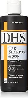 DHS Tar Shampoo 8 Ounce