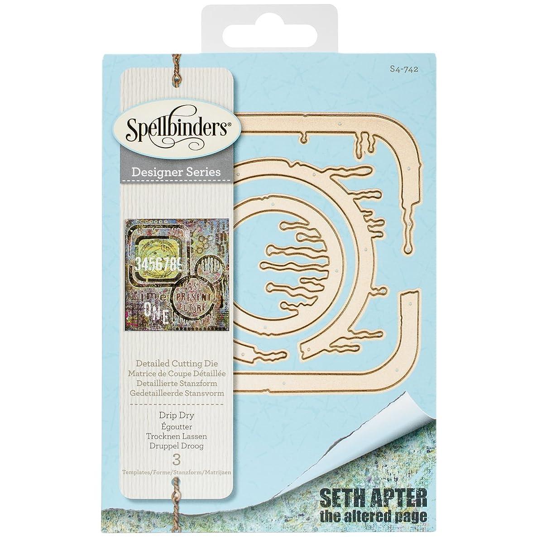 Spellbinders Drip Dry Etched/Wafer Thin Dies