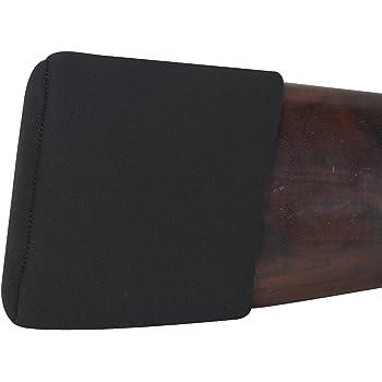Tourbon Caccia Fucile Stock in Vera Pelle Regolabile Scarpetta