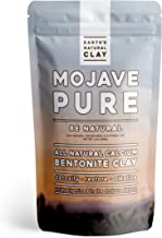 Calcium Bentonite Clay Powder | For Internal and External Use | 13oz | Pharmaceutical Grade Montmorillonite | by Earth's Natural Clay