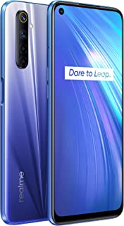 realme 6 Phone, RMX2001 Comet Blue