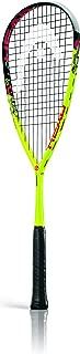 HEAD Graphene XT CYANO 120 Squash Racquet, Yellow, One Size
