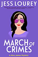March of Crimes (A Mira James Mystery Book 11) Kindle Edition