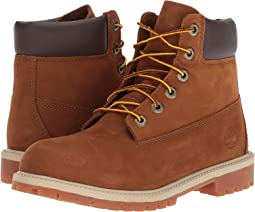 Rust Nubuck with Honey