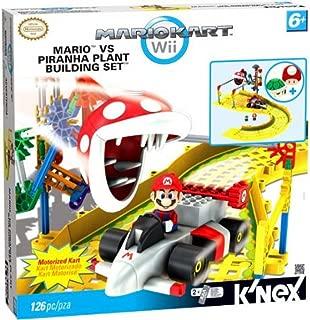 Nintendo Mario Kart Wii KNEX Building Set #38468 Mario vs Piranha Plant