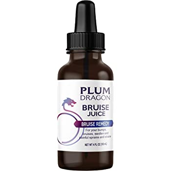 Bruise Juice Dit Da Jow (4 oz.)   Better Than Bruise Cream   Best Bruise Remedy   All Natural Bruised Skin Remedy, Unmatched Bruise Healing Speed and Swelling Reduction!