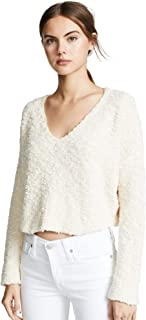 Free People Women's Popcorn Pullover