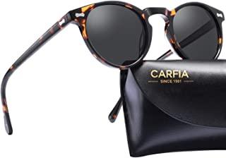 Vintage Polarizadas Gafas de Sol Mujer Hombre UV400 Protección para Viajes Conducir
