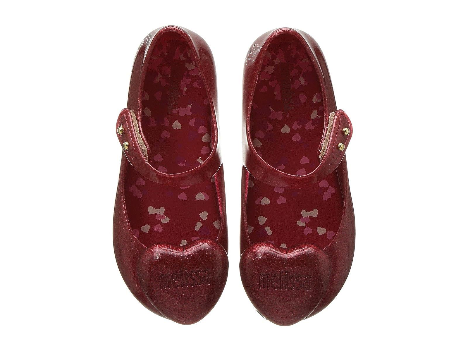 Mini Melissa Mini Ultragirl Heart (Toddler/Little Kid)Cheap and distinctive eye-catching shoes