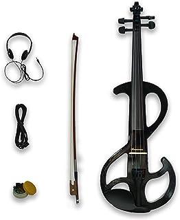 Viola 4/4 S Style w / Case ، Bow ، Rosin ، هدفون ، کابل
